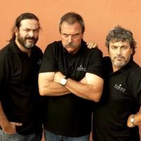 Gustavo, Daniel and Eduardo Pisano. Bodegas Pisano