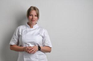 Chef Kamilla Seidler
