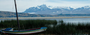 Bolivians consider Lake Titicaca a sacred place.