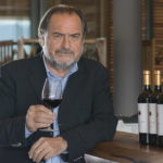"""""""Flying Winemaker"""" Michel Rolland Touches Down with The Connected Table"""