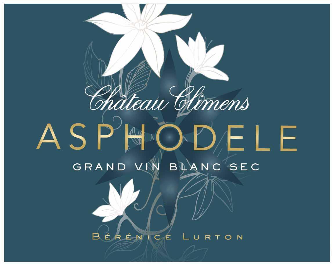 Asphodele label