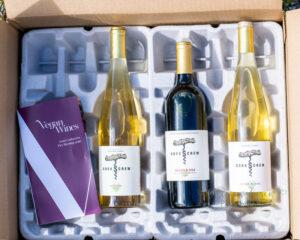 Sipping Vegan Wines